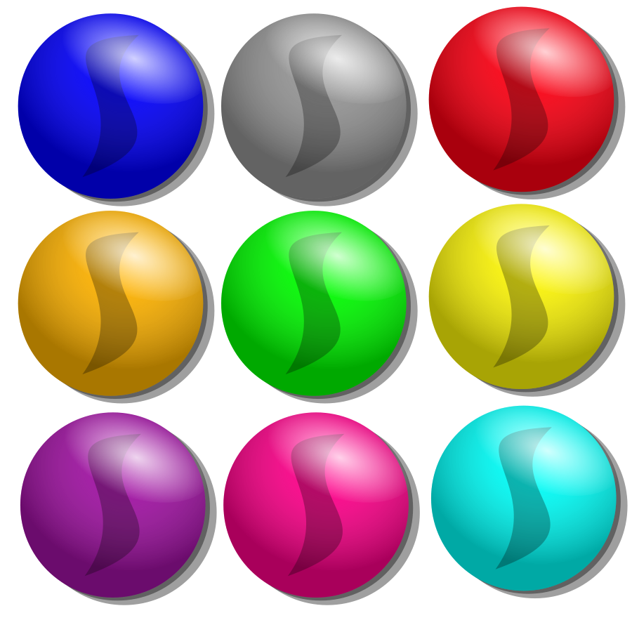 collection of high. Marbles clipart ten