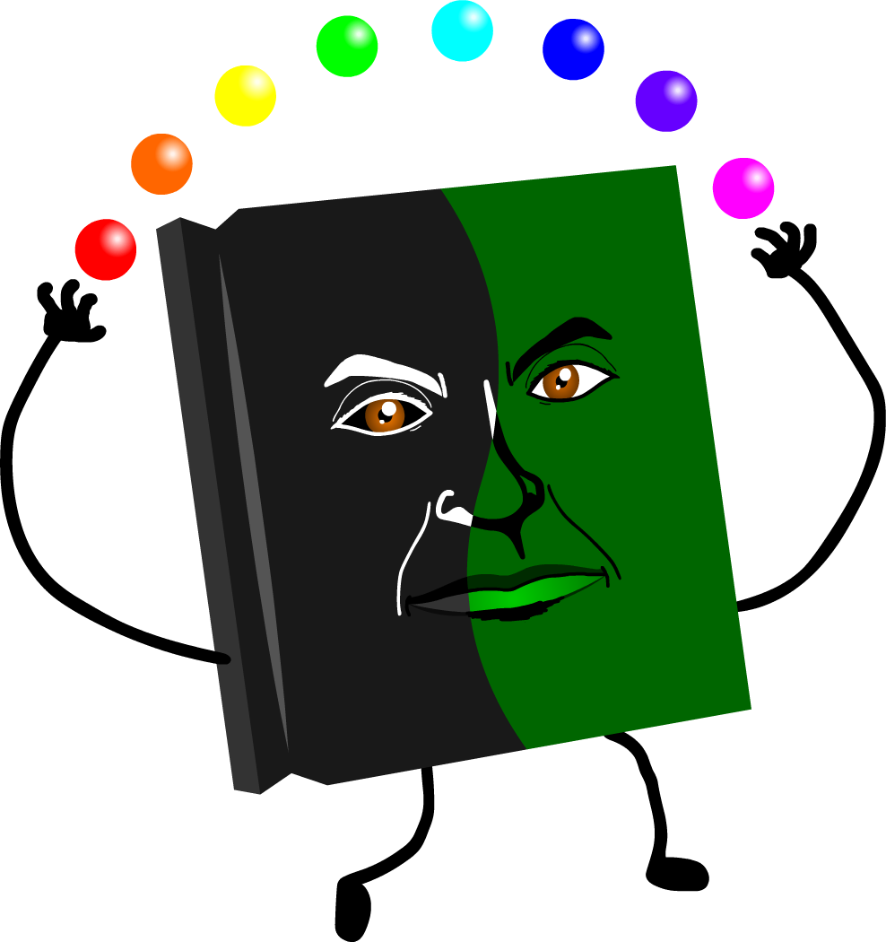 Marbles clipart ten. Just your average booksona