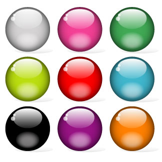 Free download best on. Marbles clipart three