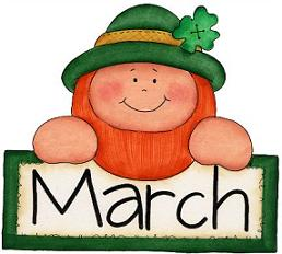 March clipart. Jpg