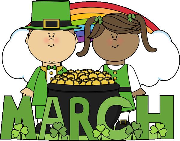 Clip art images month. March clipart