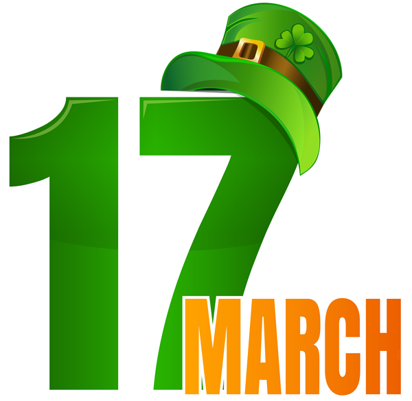 st patrick s. March clipart book