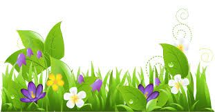 Image result for clip. March clipart flower garden