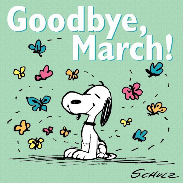 March clipart good bye. Goodbye pray love live
