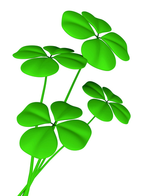 For clip art library. March clipart lucky