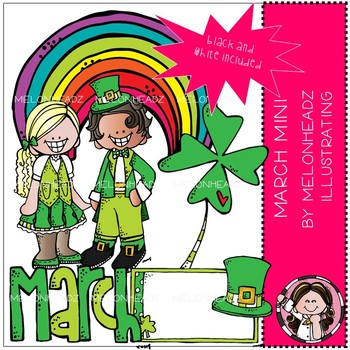 Clip art mini . March clipart melonheadz