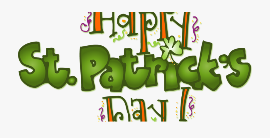 Free clip art happy. March clipart st pats