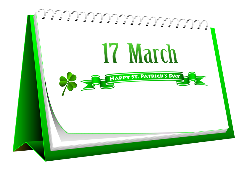 March clipart st pats.  patricks day png