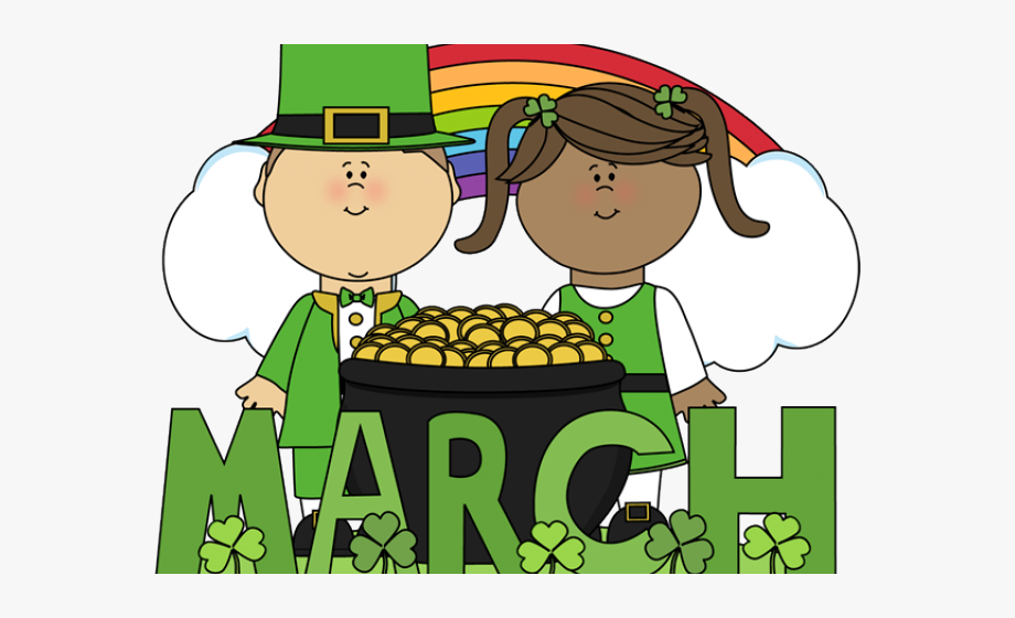 March Clipart Images