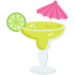 Margarita clipart. Miss kate cuttables svg