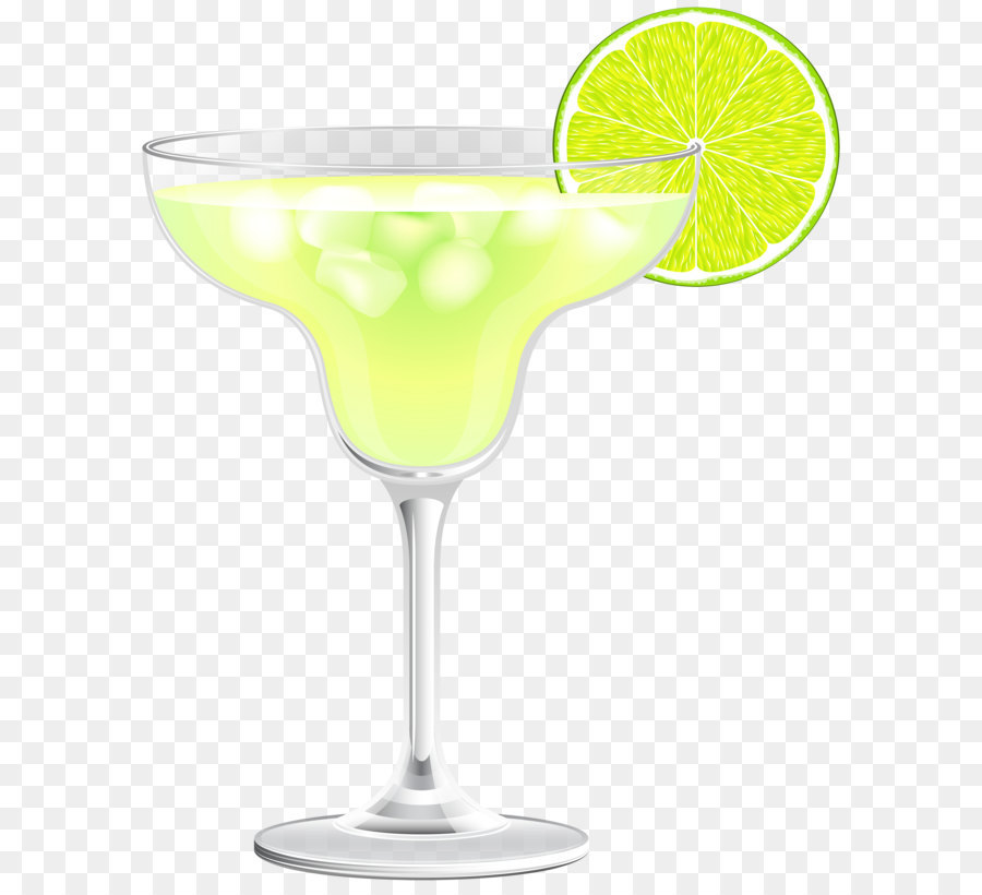 Cocktail martini daiquiri red. Margarita clipart