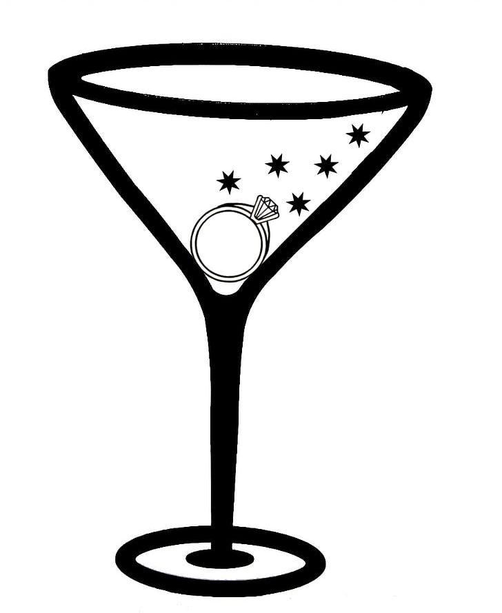 Margarita cocktail png bachelorette. Martini clipart bar glass