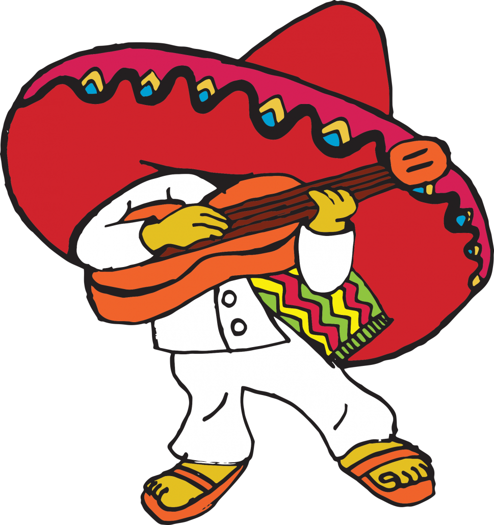 Tacos clipart taco person. Margaritas toronto best in