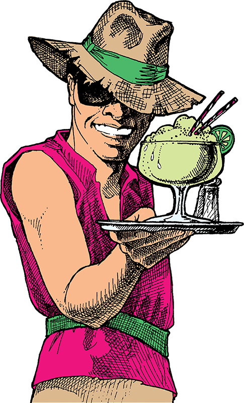 Man delaware world class. Margarita clipart frozen margarita