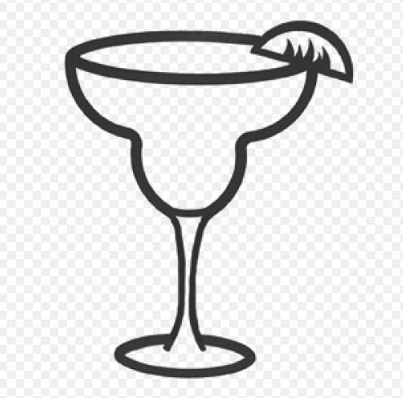 Vector Margarita Martini Juice Transprent Png Free - Cartoon Margarita  Drink Png Clipart (#3794939) - PikPng