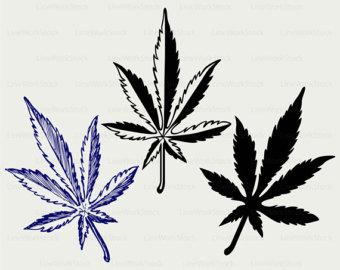 Marijuana clipart. Cannabis etsy svgleaves clipartmarijuana