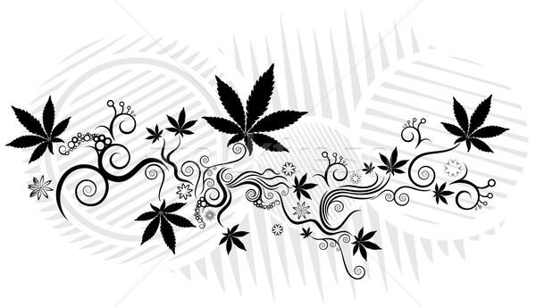 Marijuana clipart border. Free download clip art
