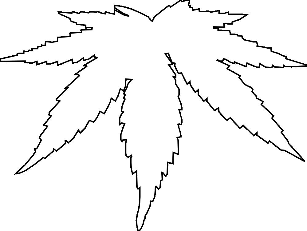 Weed leaf panda free. Marijuana clipart daun