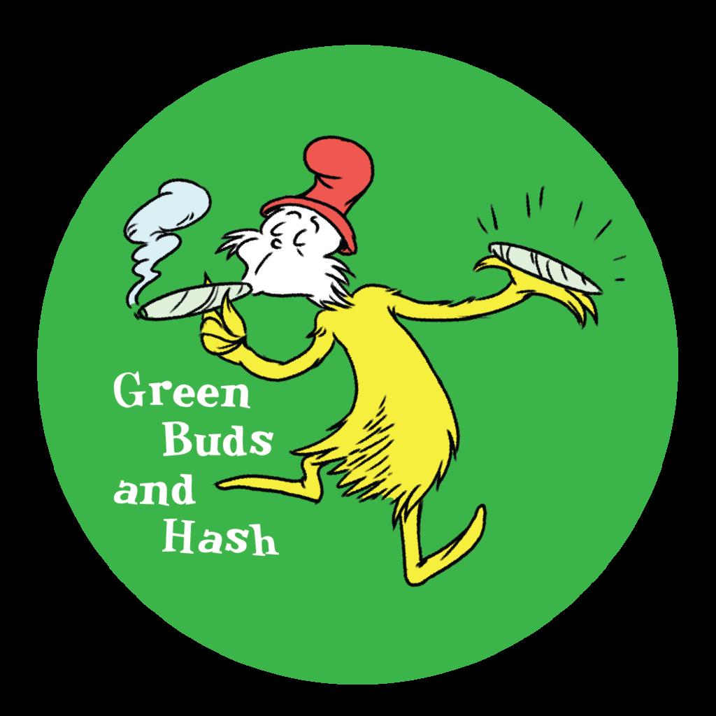 Marijuana clipart hash. Sticker mr stash green