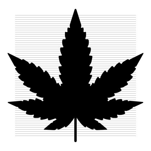 Marijuana clipart jpeg. Transparent background leaf digishire