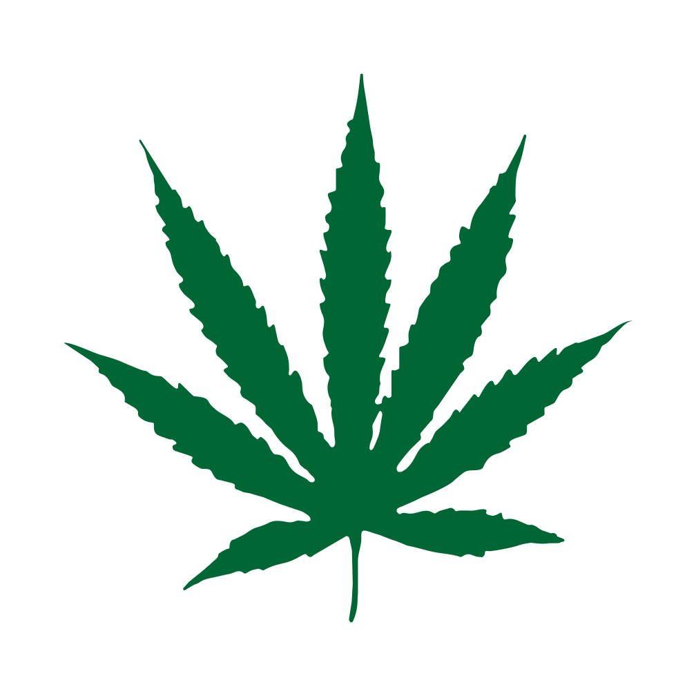 Pin on silhouette . Marijuana clipart pdf
