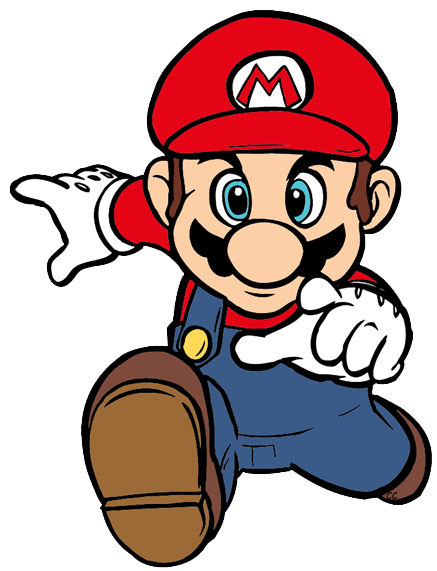 Super bros clip art. Mario clipart