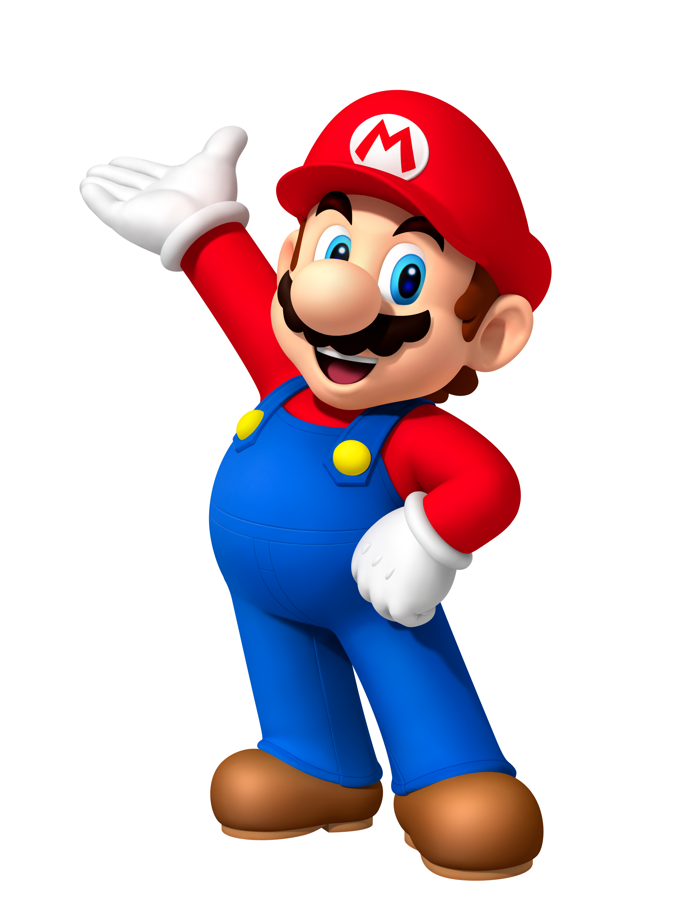 Super large clip art. Mario clipart