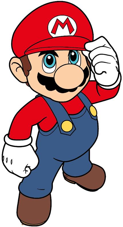 Super bros game review. Mario clipart classic mario