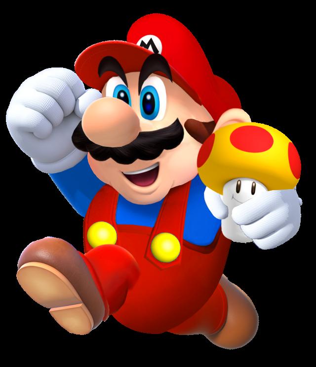 Mario clipart classic mario. By pipsqueak on deviantart