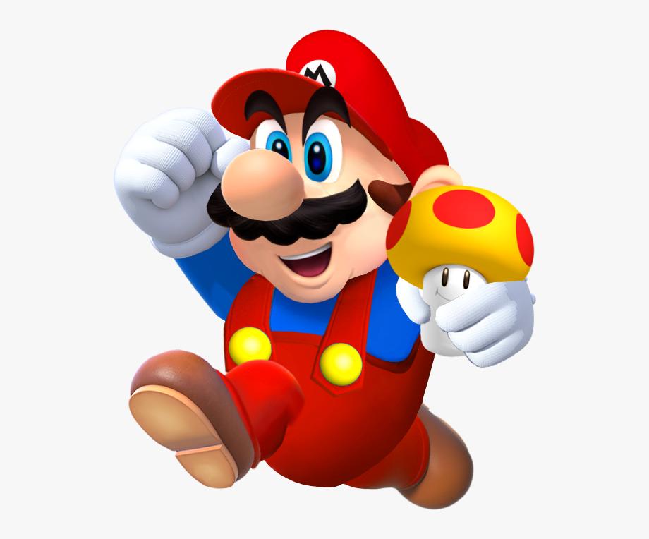 Drawing dory d model. Mario clipart classic mario