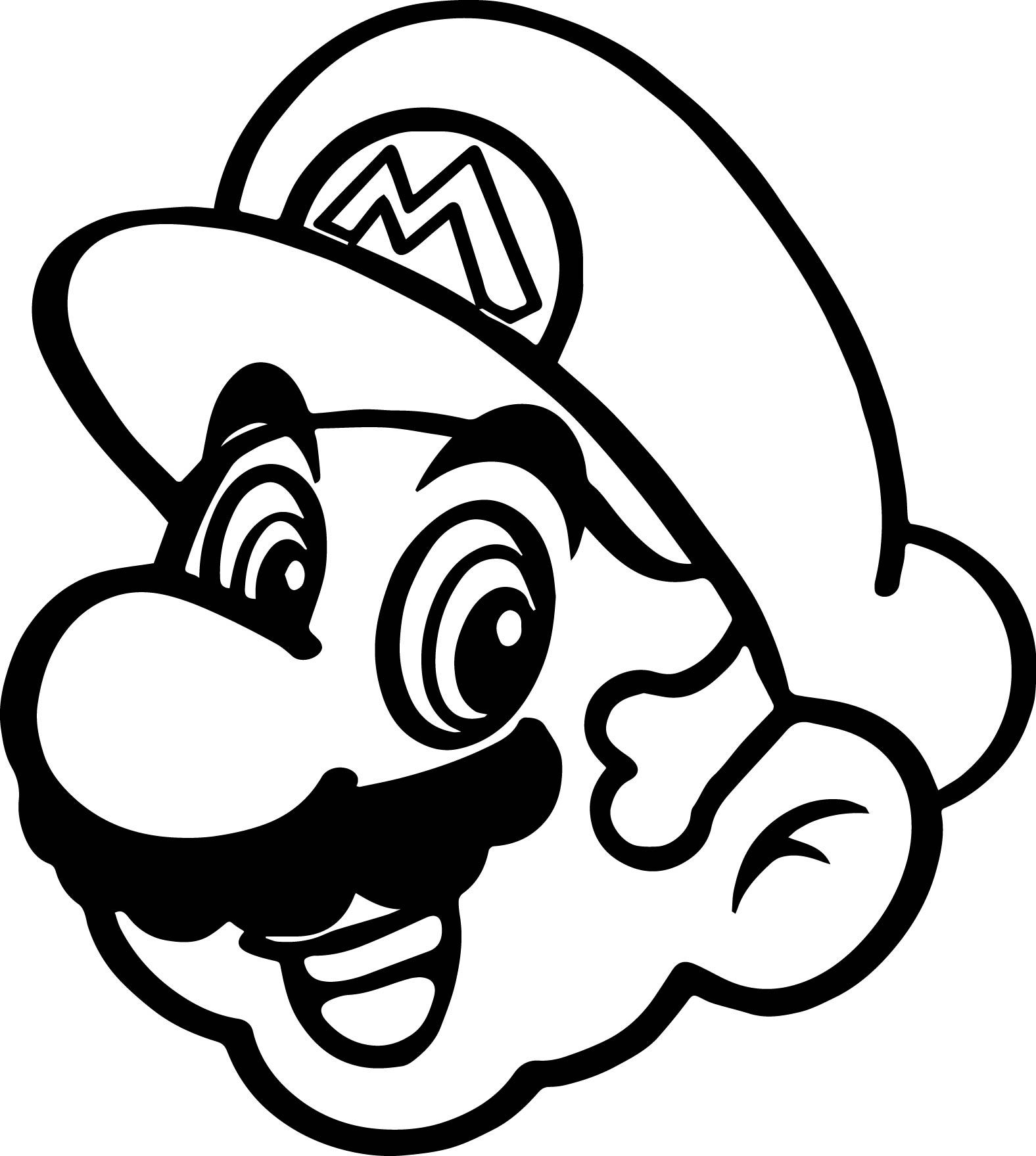 Mario clipart drawing, Mario drawing Transparent FREE for ...