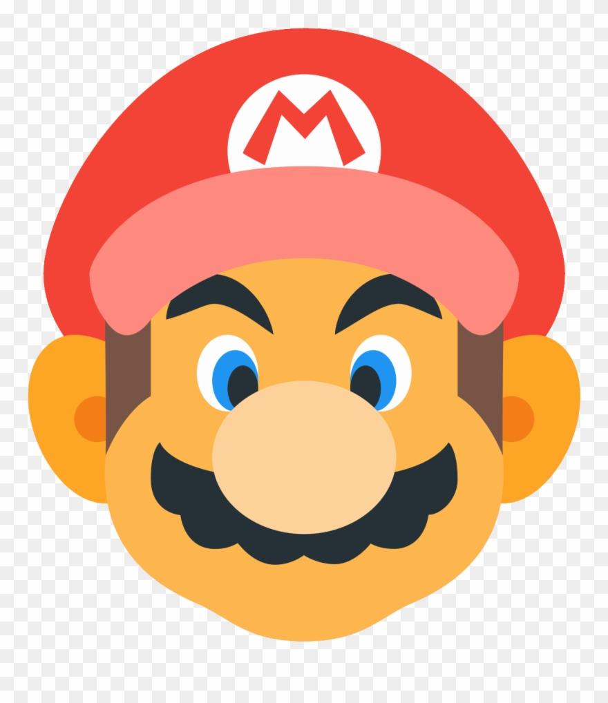 Super new bros wii. Mario clipart icon