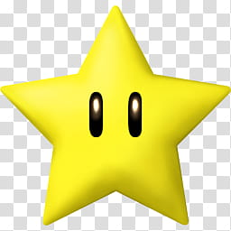 Super icons star illustration. Mario clipart icon