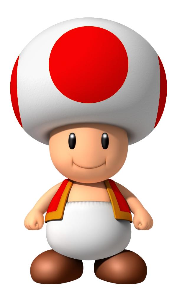 Mario clipart mario birthday. Red toad my favorite