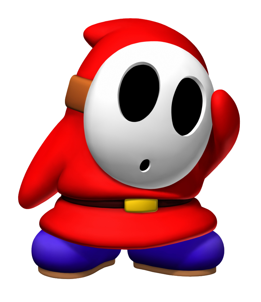 Guy nintendo fandom powered. Shy clipart shy kid