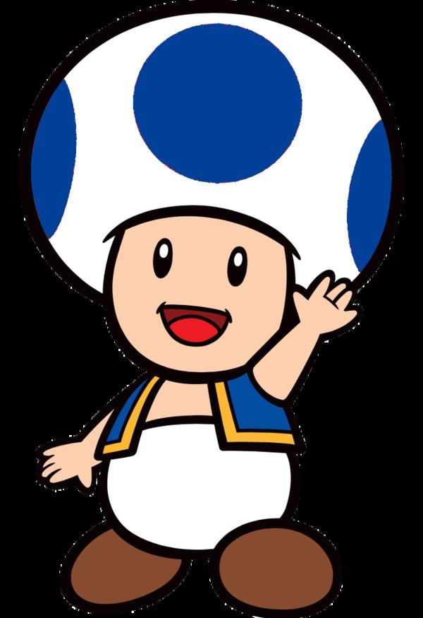 Toad clipart boy. Super mario yvan the