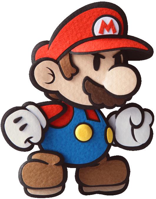 Mario paper mario