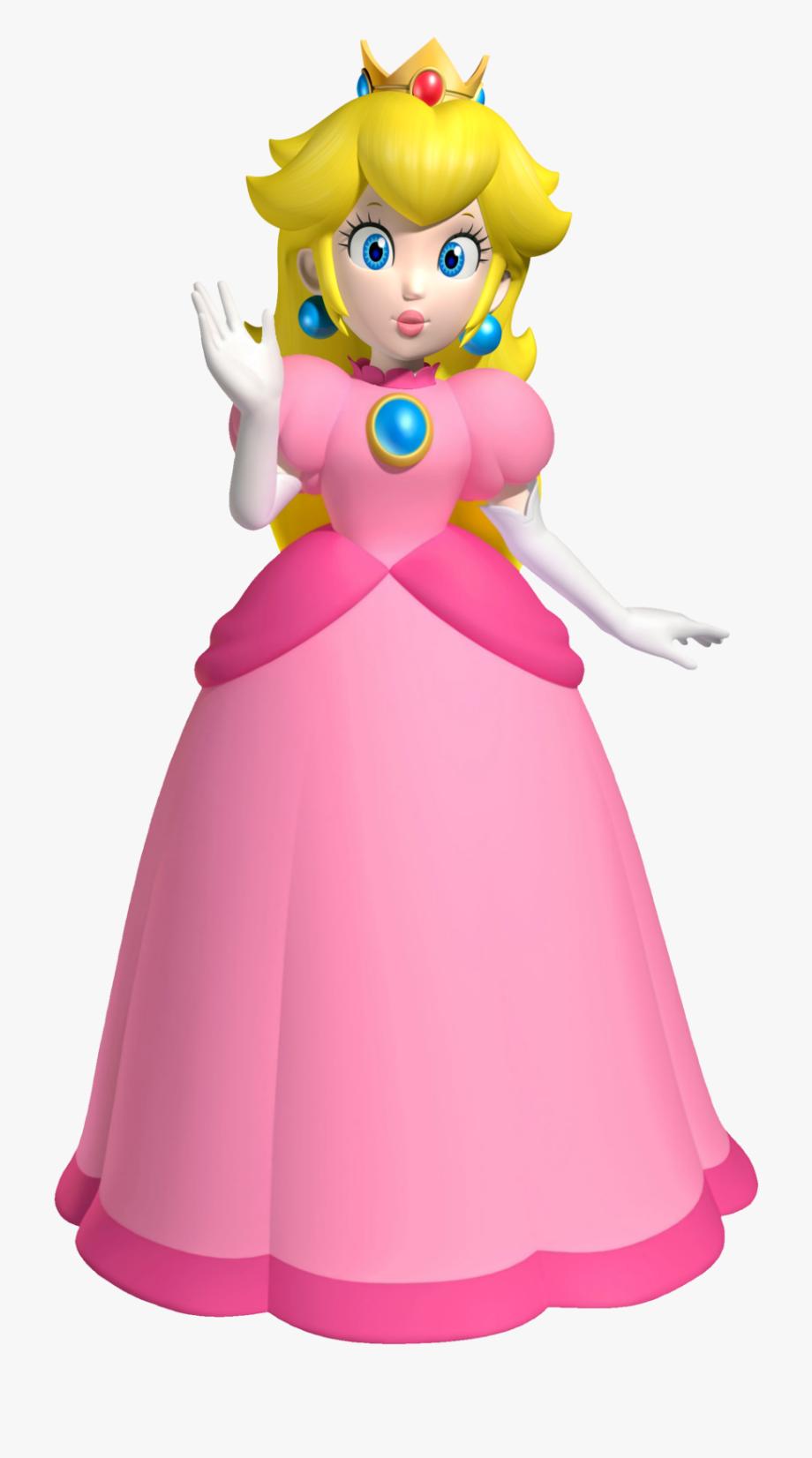 Mario Clipart Peach Mario Peach Transparent Free For