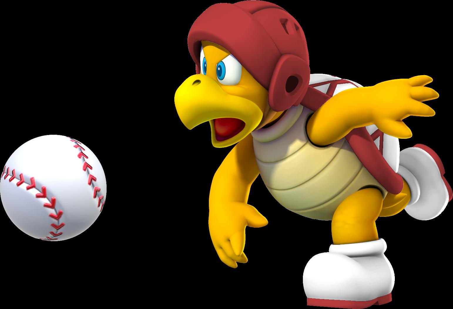 Baseball bro fantendo nintendo. Mario clipart pitcher