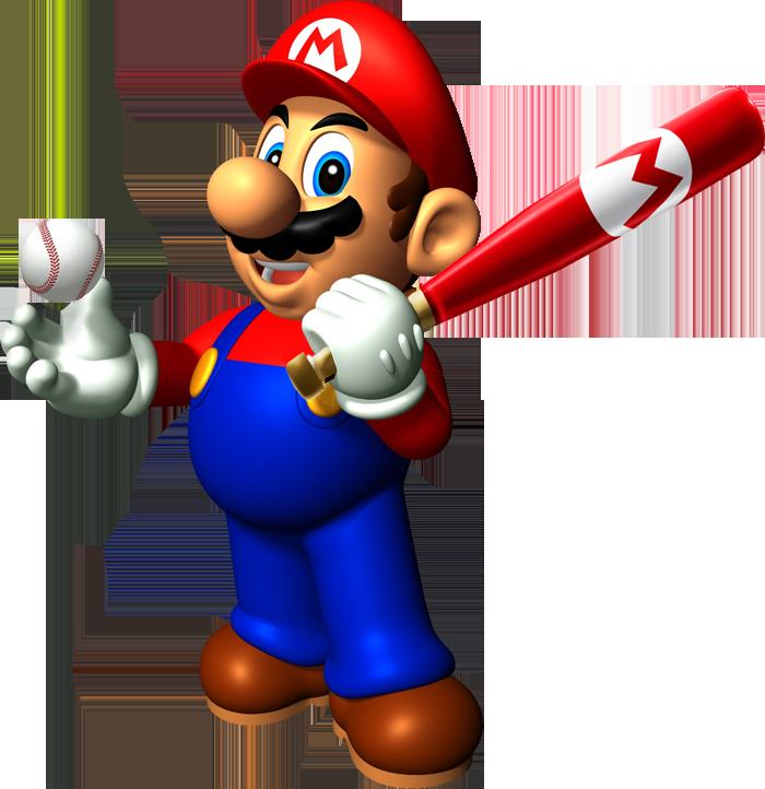 Super baseball nintendo fantendo. Mario clipart pitcher