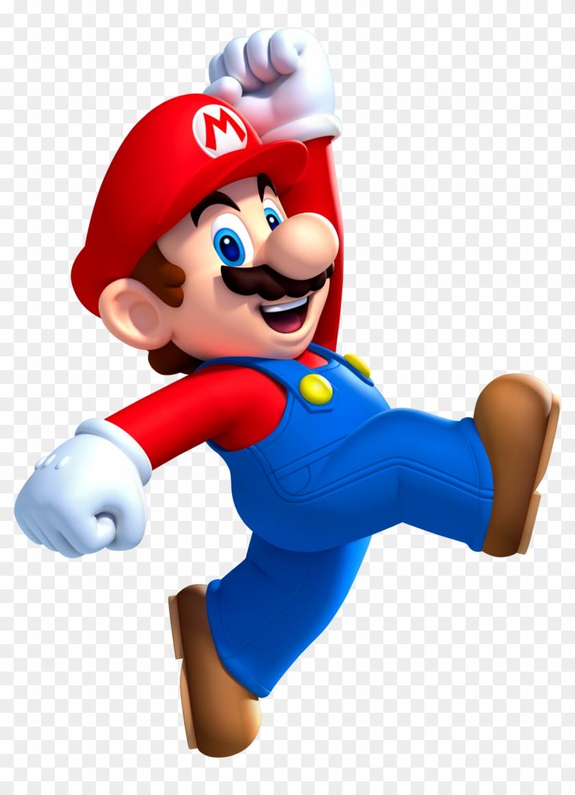 Bros hd png download. Mario clipart random