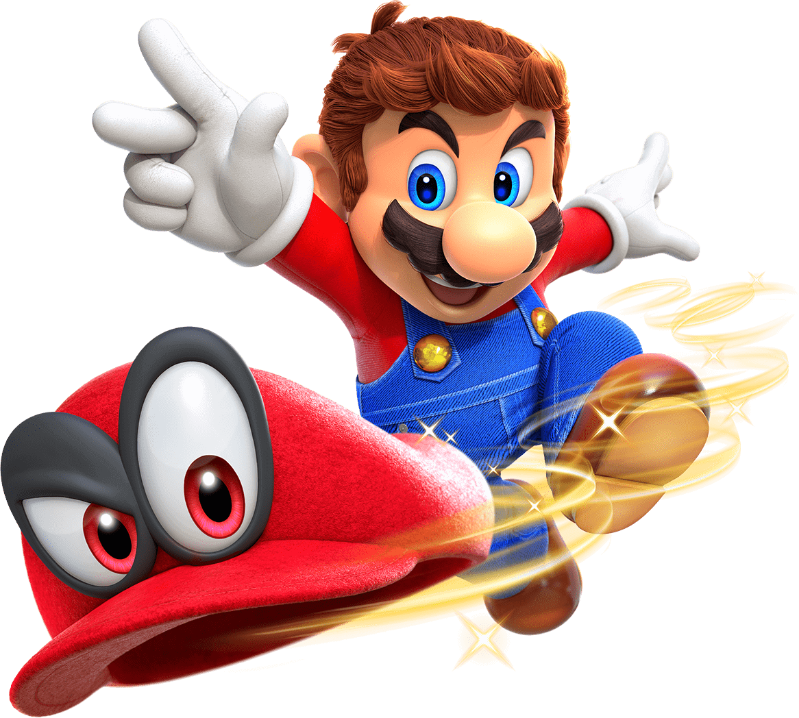 Mario clipart sad. Super odyssey nintendo switch