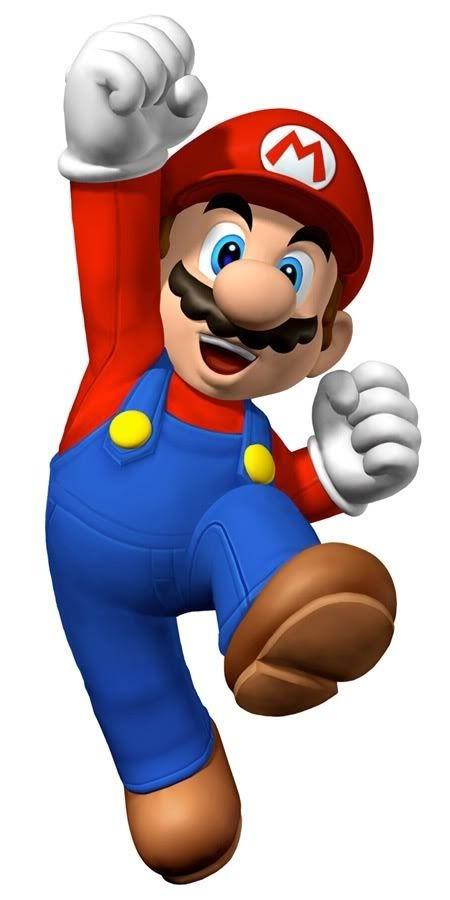 Nintendo super party printables. Mario clipart