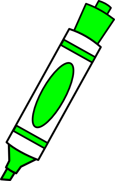 Markers clipart cute. Panda free images