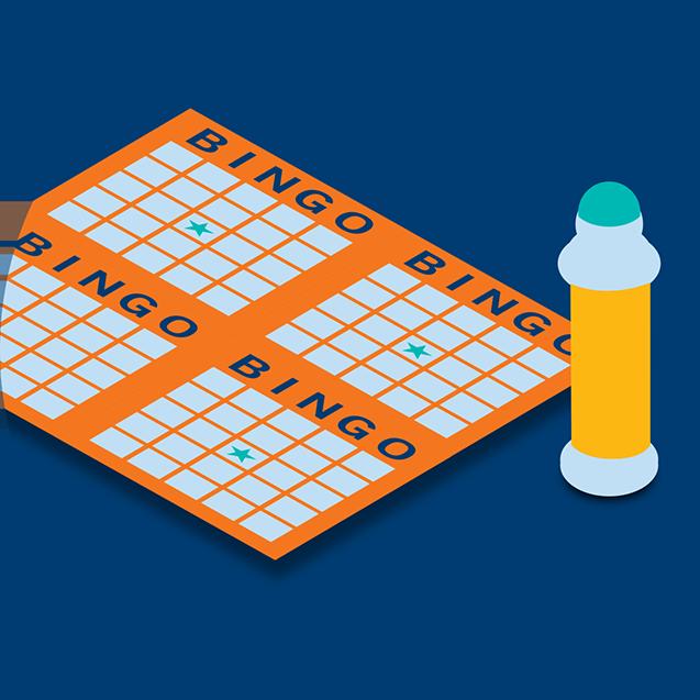 Dauber at getdrawings com. Markers clipart bingo marker