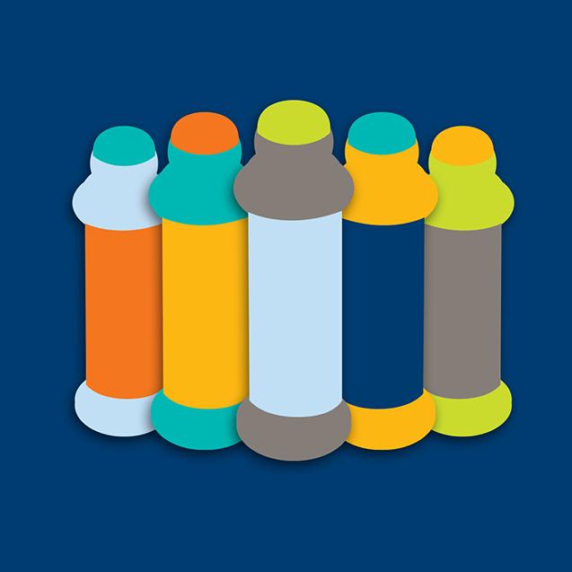 Marker bingo marker