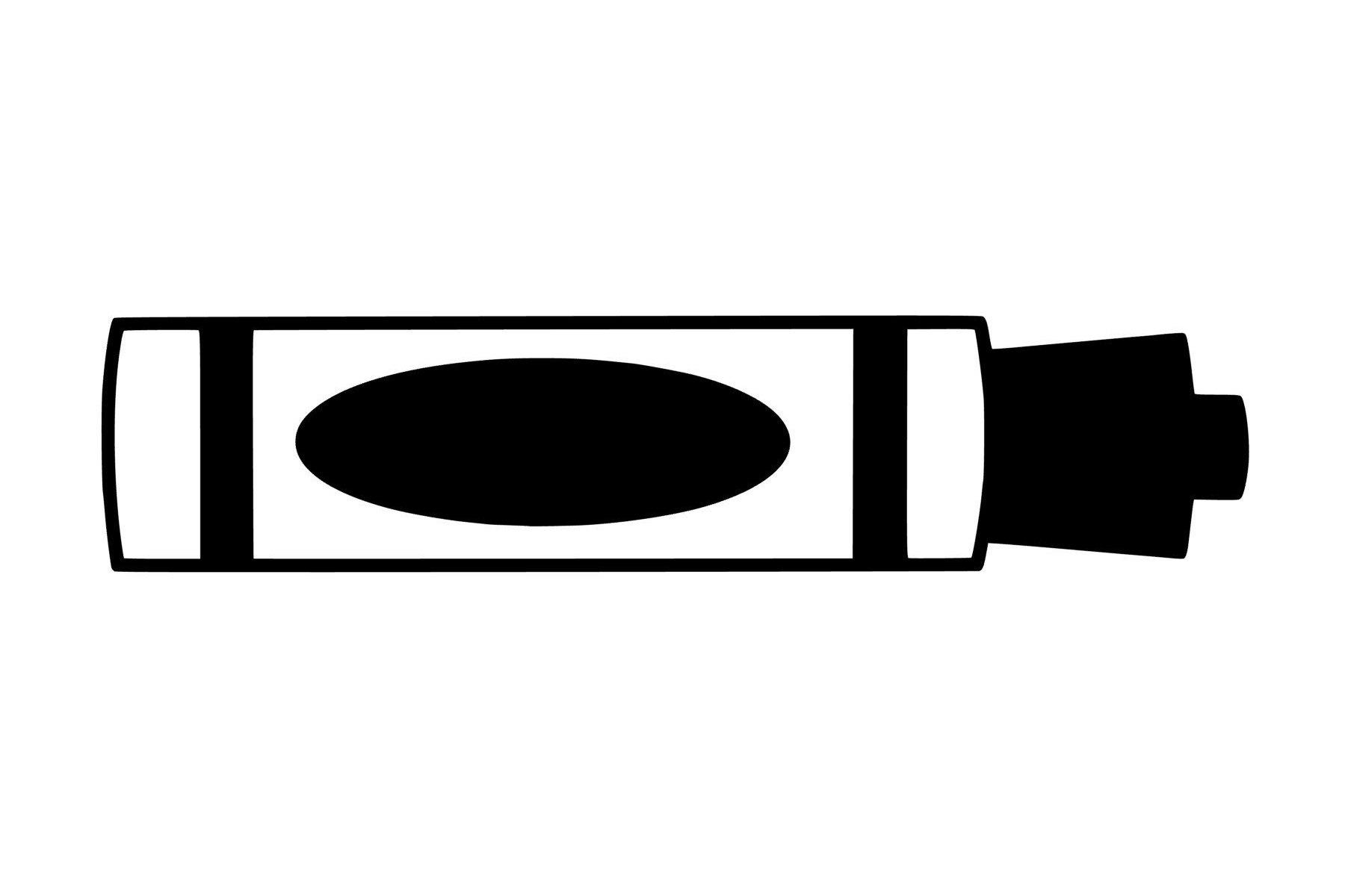 Markers clipart dry eraser. Erase marker svg