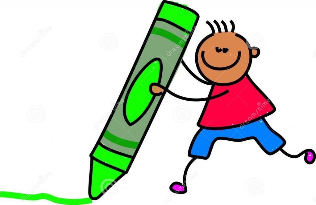 Crayola clip art download. Markers clipart kid