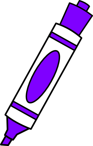 Markers clipart old. Free cliparts marker zone
