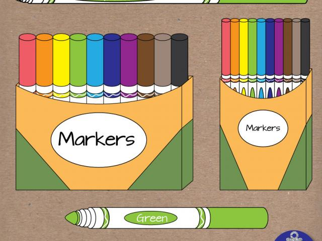 Markers clipart skinny. Free marker download clip